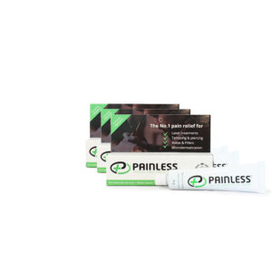 Painless Cream - 3 paket
