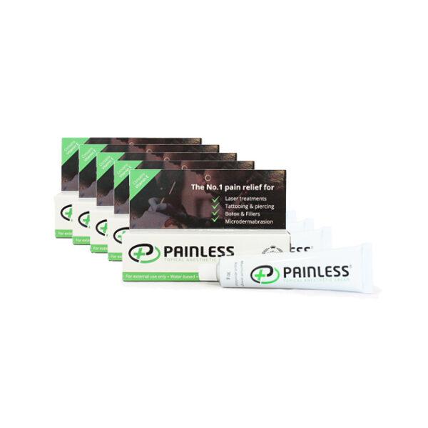 Painless Cream - 5 paket