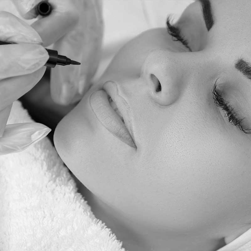 Painless Cream for Permanent Makeup